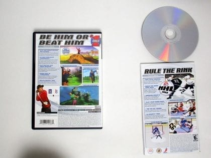 Tiger Woods 2003 game for Playstation 2 (Complete) | The Game Guy