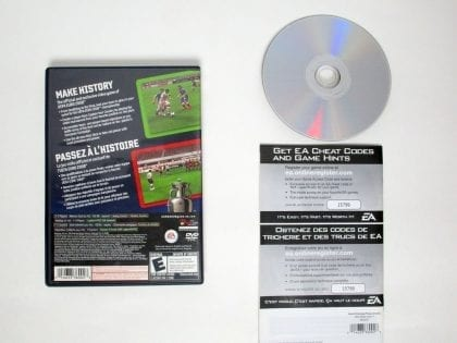 UEFA Euro 2008 game for Playstation 2 (Complete) | The Game Guy