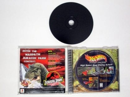 Warpath Jurassic Park game for Playstation (Complete) | The Game Guy