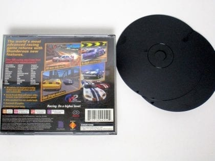 Gran Turismo 2 game for Playstation | The Game Guy