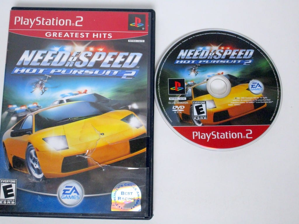 Need For Speed Hot Pursuit 2 Ps3 Need4speed Fans
