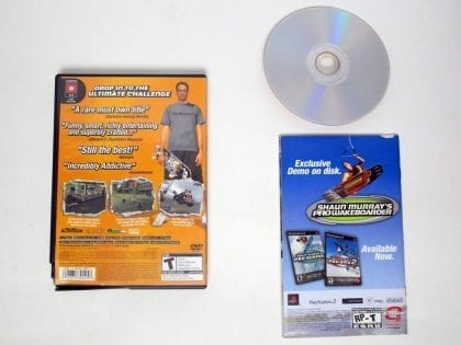 Tony Hawk 4 game for Playstation 2 (Complete) | The Game Guy