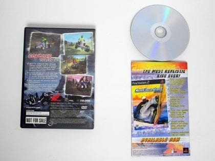 ATV Offroad Fury game for Playstation 2 (Complete) | The Game Guy