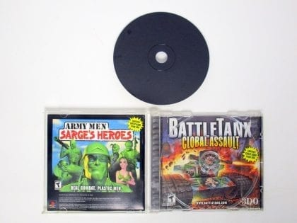 Army Men World War game for Playstation (Complete)   The Game Guy