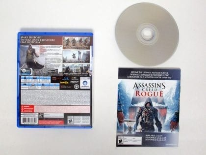 Assassin's Creed: Unity game for Playstation 4 (Complete) | The Game Guy