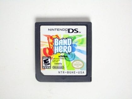 Band Hero game for Nintendo DS - Loose