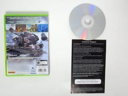 Call of Duty: Modern Warfare 2 game for Xbox 360 (Complete)   The Game Guy