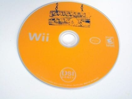 Chicken Shoot game for Nintendo Wii - Loose