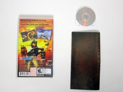 Jak and Daxter: The Lost Frontier game for PSP (Complete)   The Game Guy