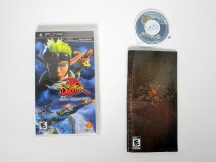 Jak and Daxter: The Lost Frontier game for Sony PSP -Complete