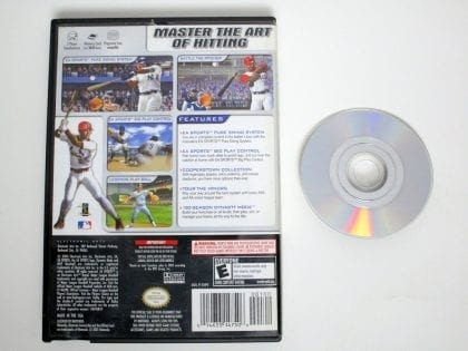 MVP Baseball 2004 game for Gamecube | The Game Guy