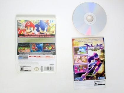 Mario and Sonic Olympic Games game for Wii (Complete)   The Game Guy