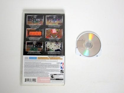 NBA 09 The Inside game for PSP   The Game Guy