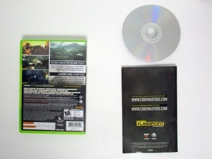 Operation Flashpoint: Dragon Rising game for Xbox 360 (Complete) | The Game Guy