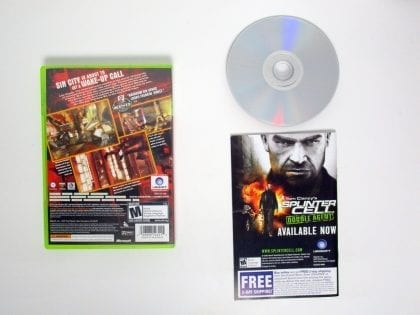 Rainbow Six Vegas game for Xbox 360 (Complete) | The Game Guy