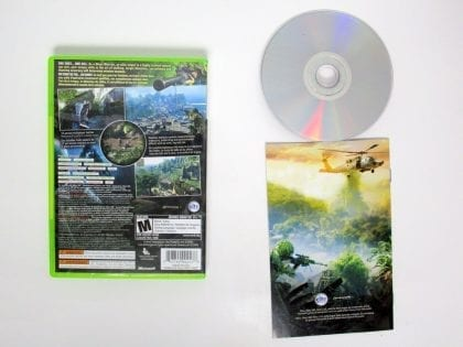 Sniper: Ghost Warrior game for Xbox 360 (Complete) | The Game Guy