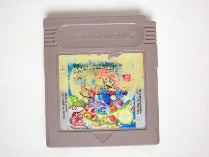 Super Mario Land 2 game for Nintendo GameBoy - Loose