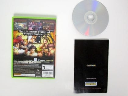 Super Street Fighter IV game for Xbox 360 (Complete) | The Game Guy