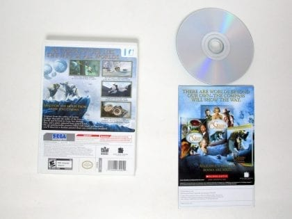 The Golden Compass game for Wii (Complete) | The Game Guy