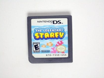 The Legendary Starfy game for Nintendo DS - Loose