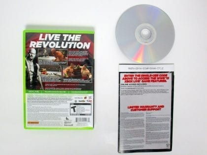 WWE '13 game for Xbox 360 (Complete) | The Game Guy