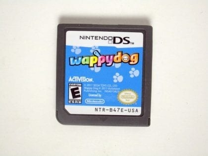 Wappy Dog game for Nintendo DS - Loose