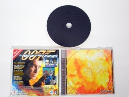 007 Racing game for Sony PlayStation 1 | The Game Guy