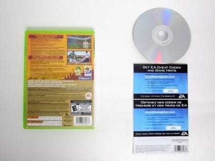 2010 FIFA World Cup game for Microsoft Xbox 360 | The Game Guy