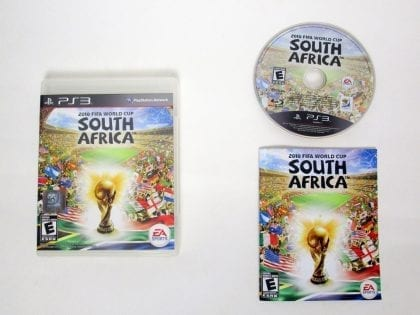 2010 FIFA World Cup game for Sony PlayStation 3 -Complete