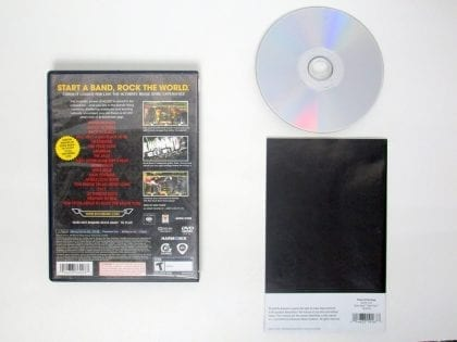 AC/DC Live Rock Band Track Pack game for Sony PlayStation 2 | The Game Guy