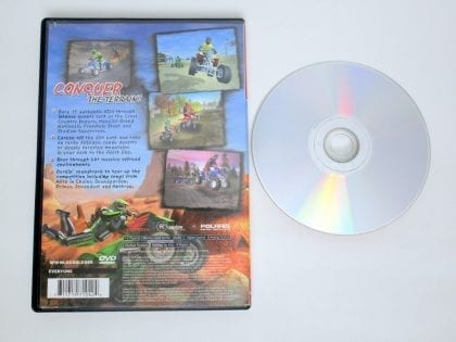 ATV Offroad Fury game for Sony PlayStation 2 | The Game Guy