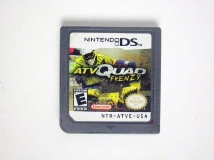 ATV Quad Frenzy game for Nintendo DS -Loose
