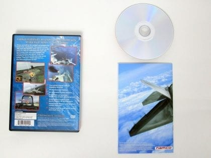 Ace Combat 4 game for Sony PlayStation 2 | The Game Guy