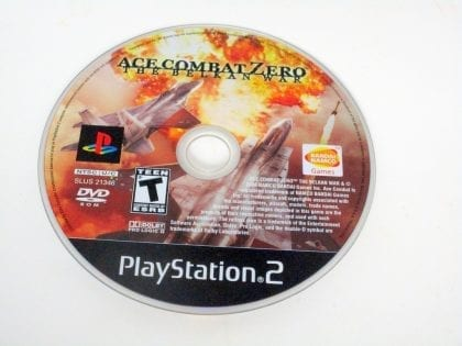 Ace Combat Zero game for Sony PlayStation 2 -Loose