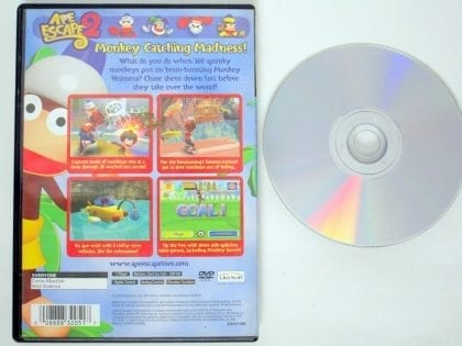 Ape Escape 2 game for Sony PlayStation 2 | The Game Guy