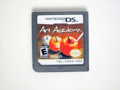 Art Academy game for Nintendo DS -Loose