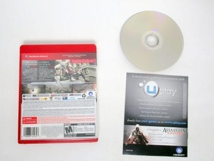 Assassin's Creed II game for Sony PlayStation 3 | The Game Guy