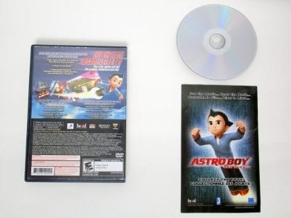 Astro Boy: The Video Game game for Sony PlayStation 2 | The Game Guy