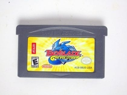 Beyblade Grevolution game for Nintendo Game Boy Advance -Loose