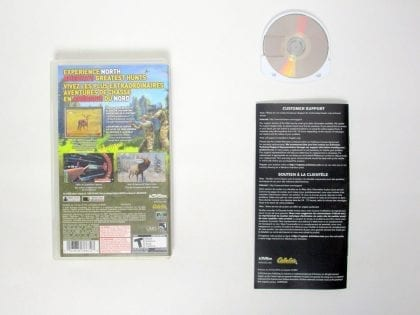 Cabela's North American Adventures 2011 game for Sony PSP | The Game Guy