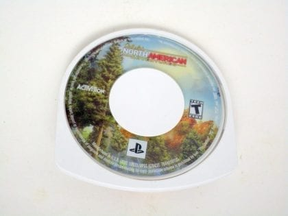 Cabela's North American Adventures 2011 game for Sony PSP -Loose