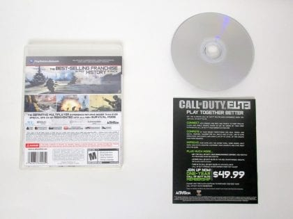 Call of Duty: Modern Warfare 3 game for Sony PlayStation 3 | The Game Guy