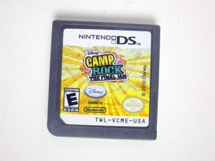 Camp Rock: The Final Jam  game for Nintendo DS -Loose