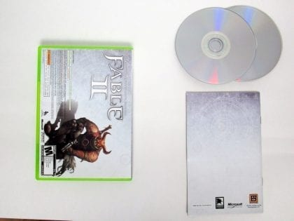 Fable II Limited Edition game for Microsoft Xbox 360 | The Game Guy