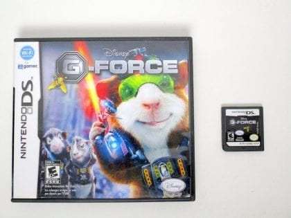 G-Force game for Nintendo DS -Game & Case