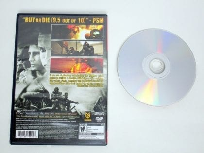 Killzone game for Sony PlayStation 2   The Game Guy