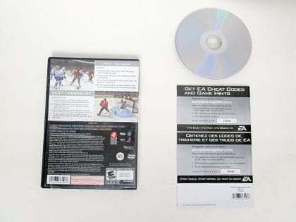 NHL 09 game for Sony PlayStation 2 | The Game Guy