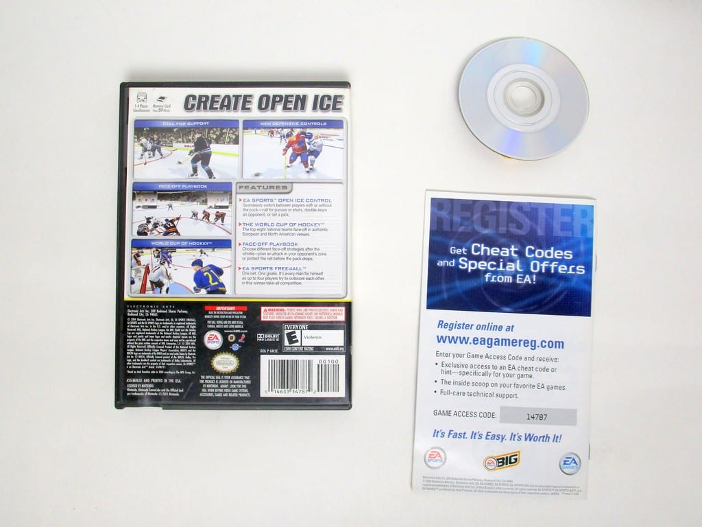 NHL 2005 game for Nintendo GameCube | The Game Guy