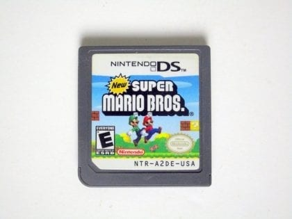 New Super Mario Bros game for Nintendo DS -Loose