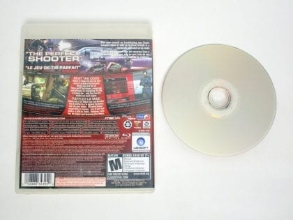 Rainbow Six Vegas 2 game for Sony PlayStation 3   The Game Guy